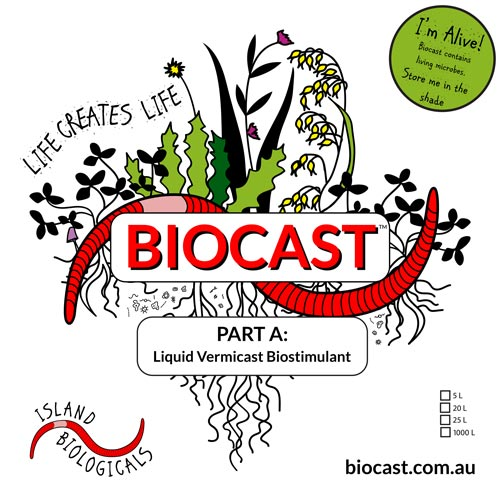 Biocast label 2021